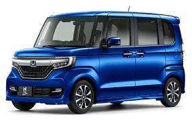 ホンダ N-BOX カスタム G・L Honda SENSING